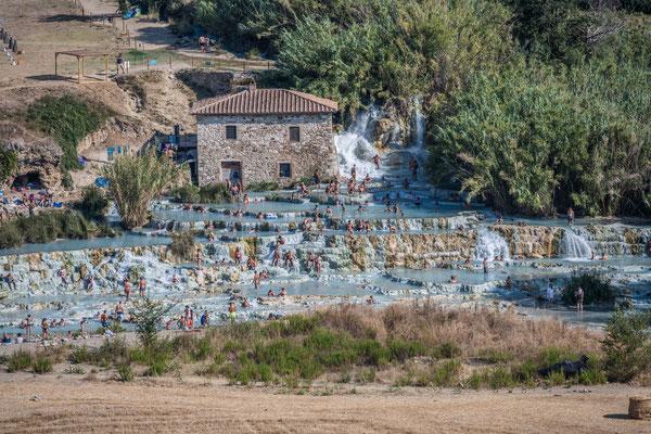 Cascate del Mulino di Santurnia
