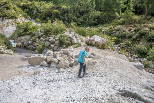 Mineraliengrube Lengenbach, Binntal