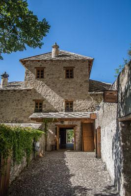 Derwischkloster in Blagaj, Bosnien und Herzegowina