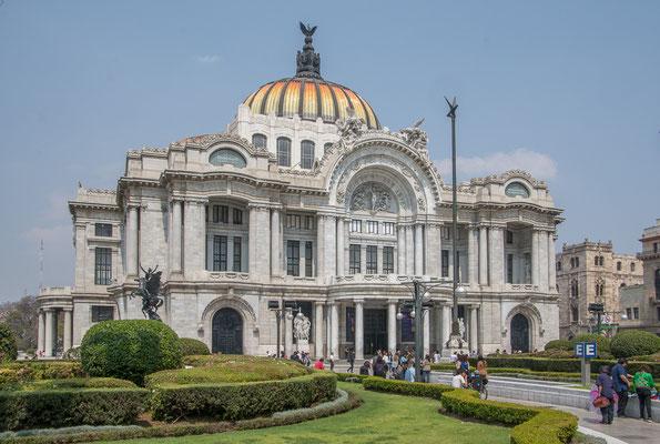 Palacio de Bellos Artes