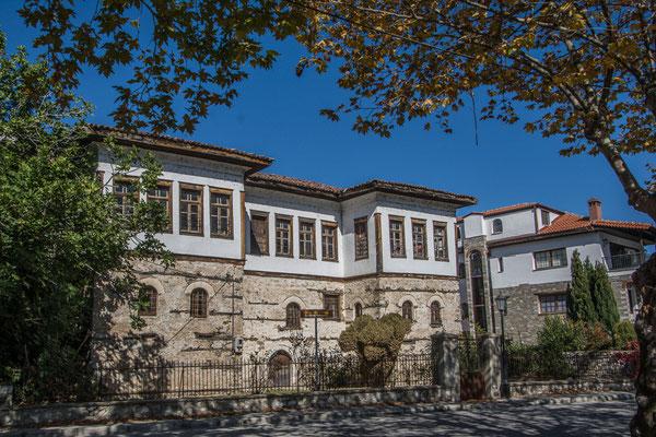 Das Skoutaris Herrschaftshaus, Zeugen ehemaligen Wohlstands