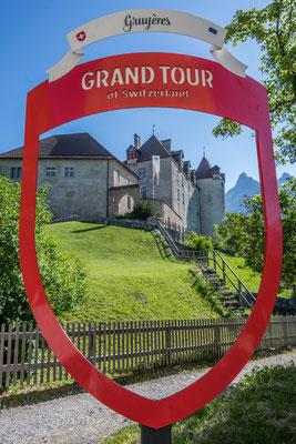 Fotospot Schloss Greyerz
