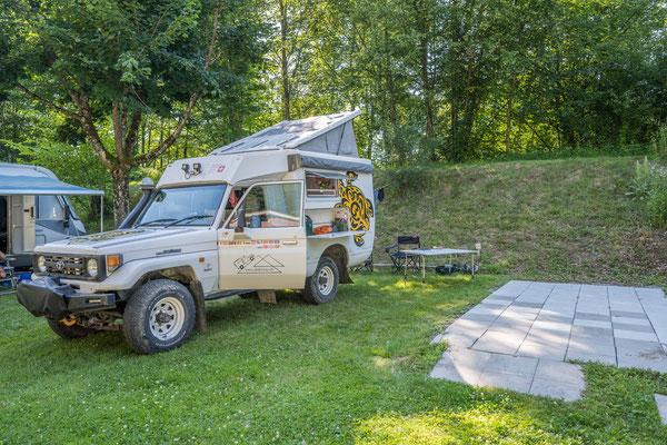Campingplatz Burgdorf