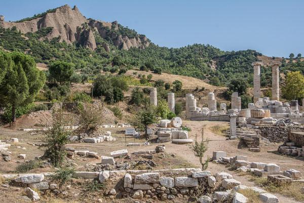 Ruinen von Bergama