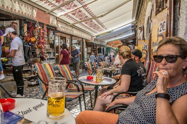 Altstadt in Mostar, Bosnien und Herzegowina