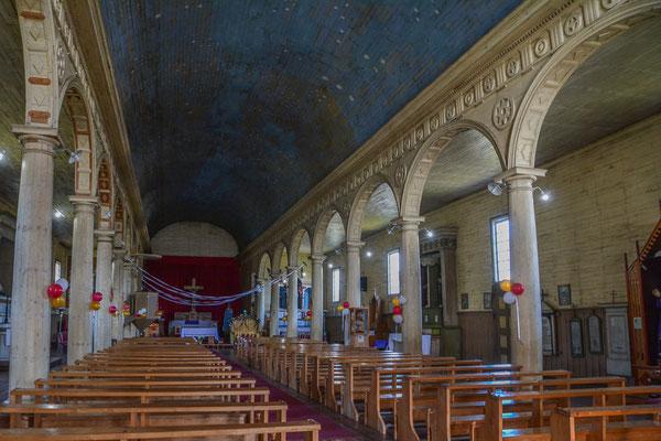 Kirche von Chonchi