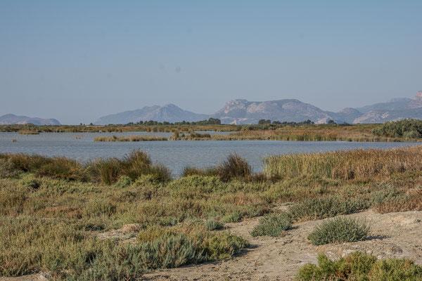 Akgöl Lagune