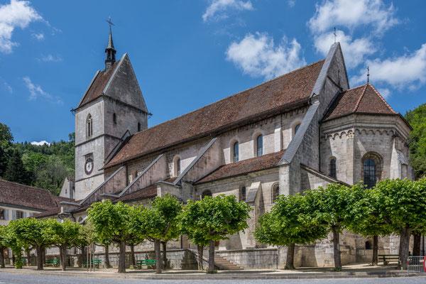 Kirche St. Ursanne