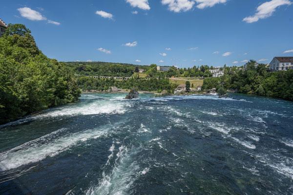 Rheinfall bei Neuhausen