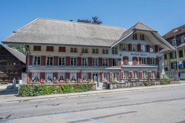Restaurant Bären, Langnau
