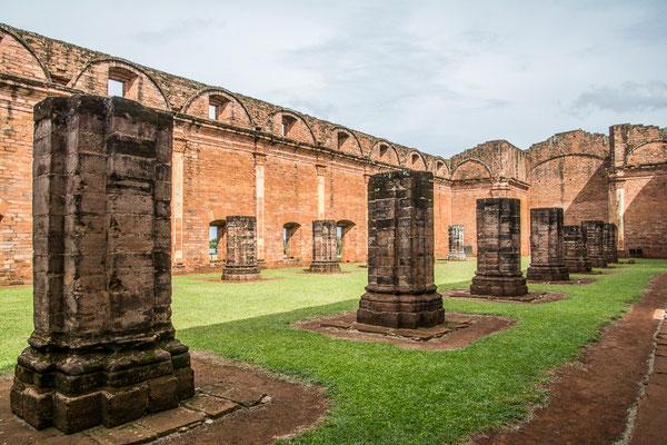 Ruinen von San Jesus de Teverangüe