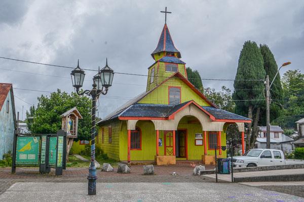 Kirche von Quemchi