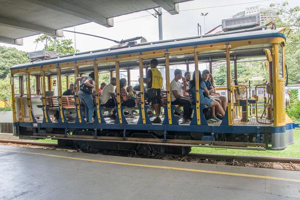 Das alte Tram
