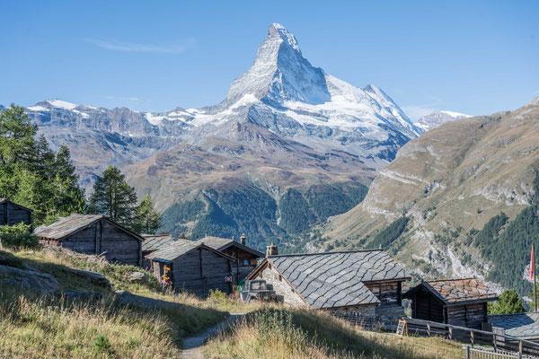 Tuftra mit Matterhorn