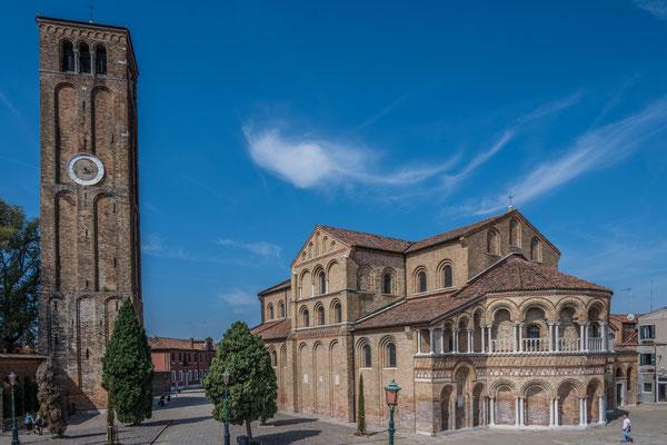Basilica dei Santo Maria e Donato, Murano