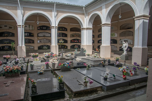 Sao Joao do Rei, Friedhof