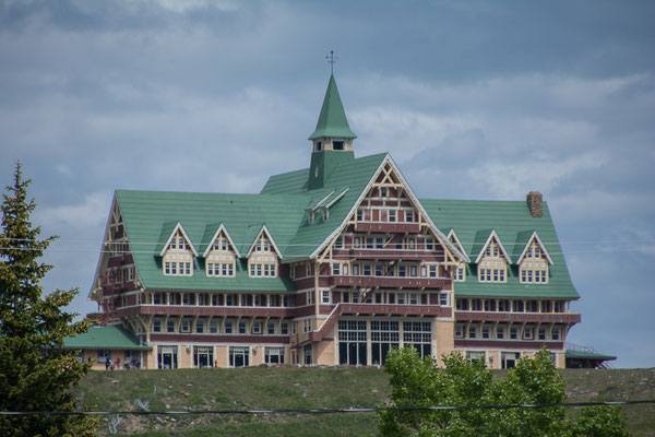 Prince of Wales Hotel, Waterton