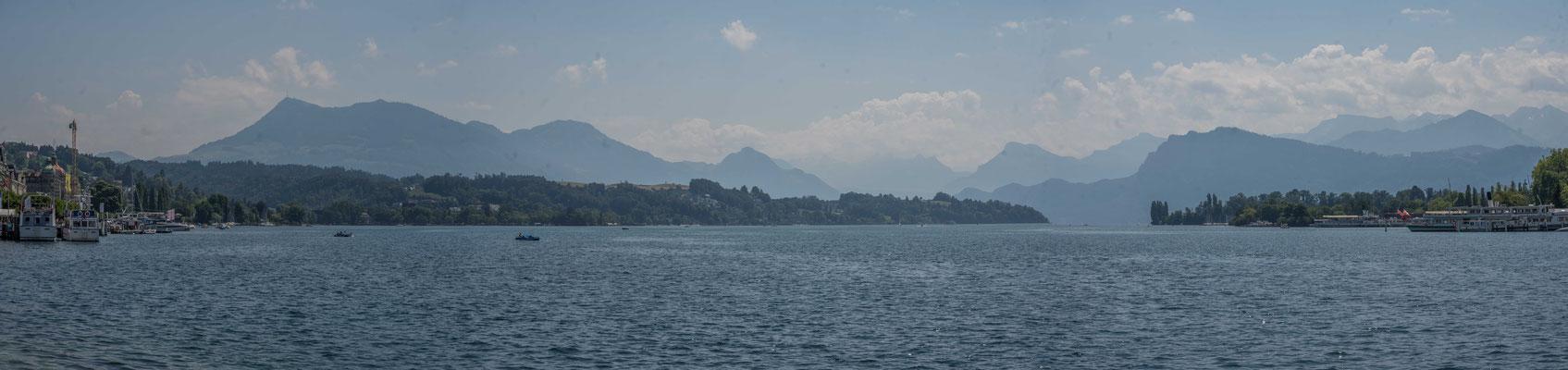 Vierwaldstättersee bei Luzern