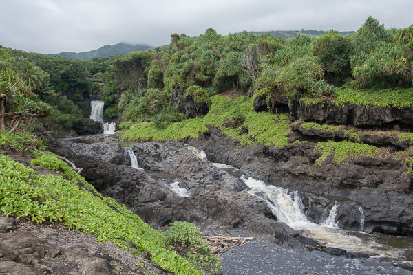 Seven Sectret Pools, Haleakala NP