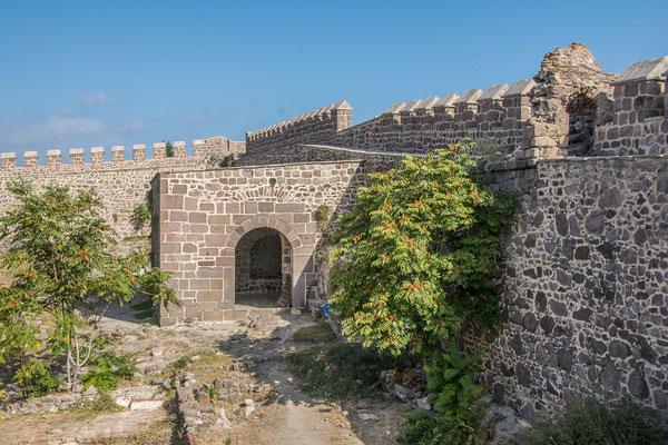 Die Festung in Babakale