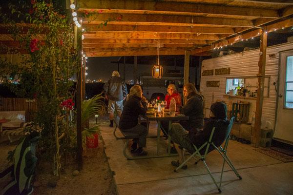 Schweizer Treffen in der Bahia Los Angeles