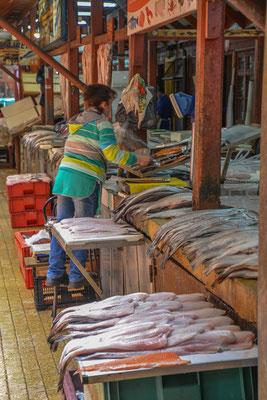 Fischmarkt Angelmo