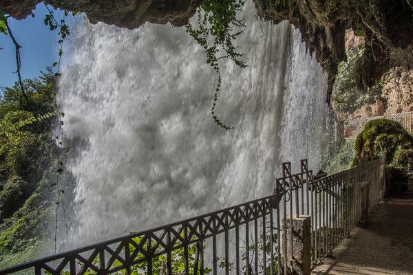 Die Wasserfälle von Edessa