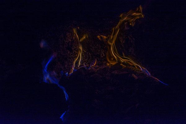 Die Flammen von Chimera