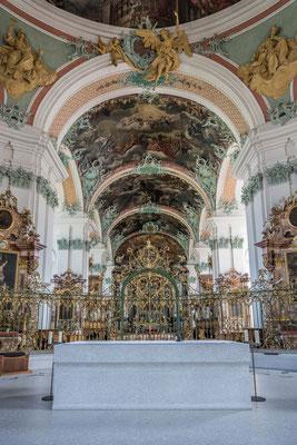 Stiftskirche, St. Gallen