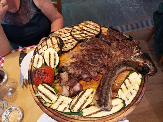 Bistecca Fiorentina, 1.1 kg