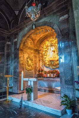 Schwarze Madonna, Kloster Einsiedeln