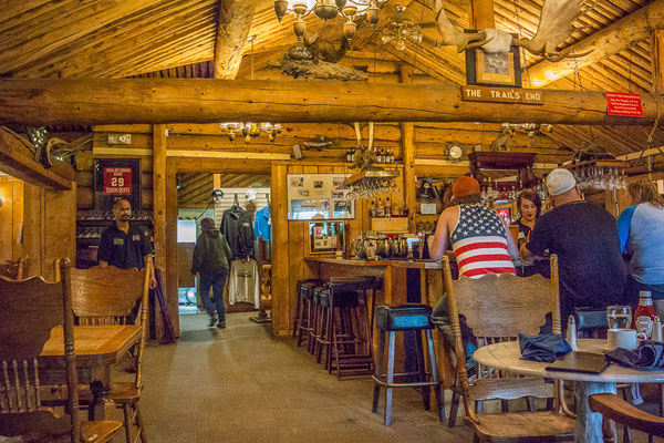 Chena Hotsprings Restaurant