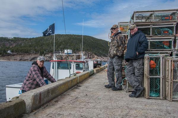 Fischer in White Point warten auf den Saisonstart