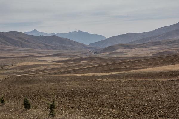 Karge Bergwelt bei Nidge