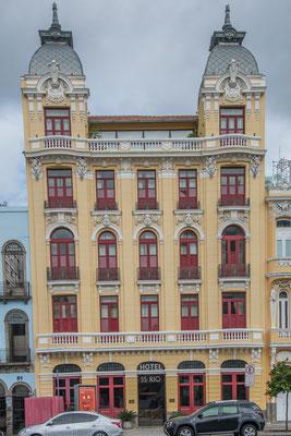 Das altehrwürdige Hotel Rio