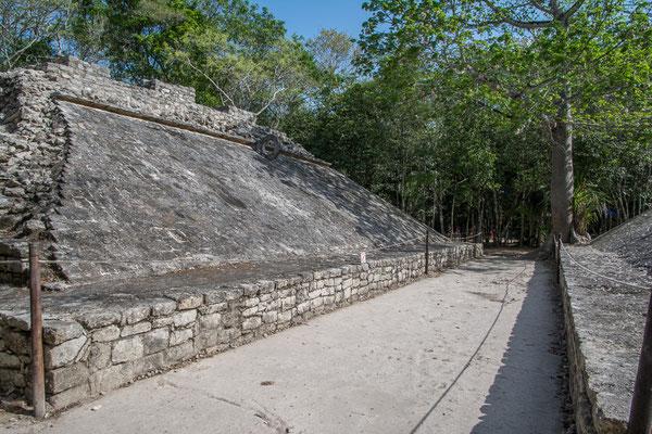 Ruinen von Coba