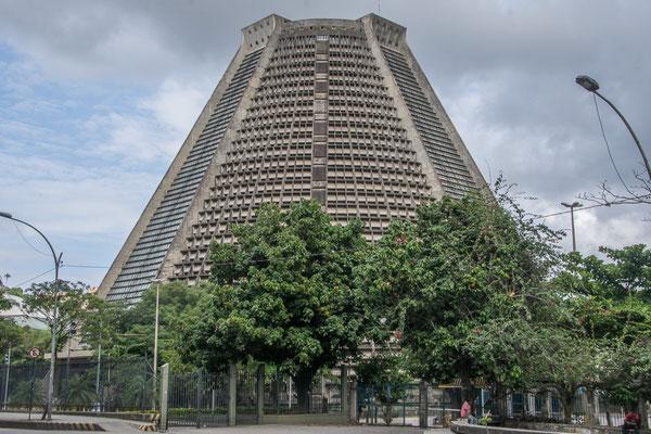Die wohl hässlichste Kathedrale der Welt