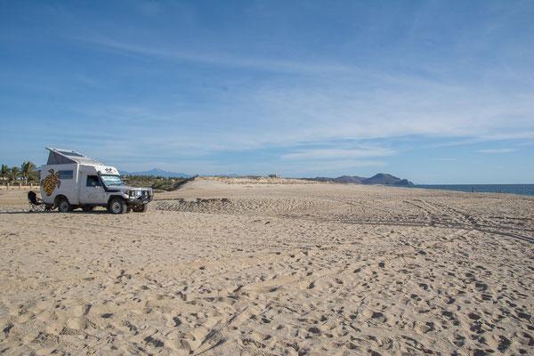 Beachcamping Todos Santos