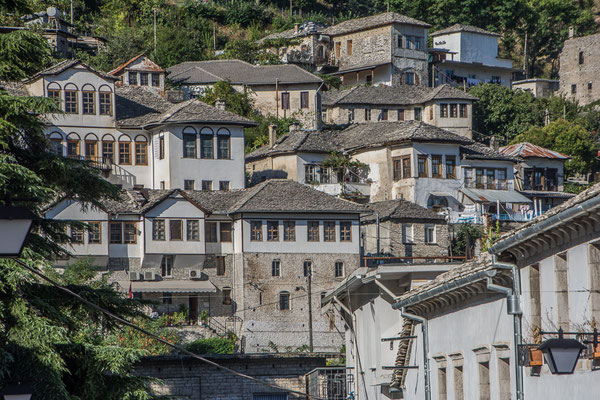 Altstadt von Gijrokastra