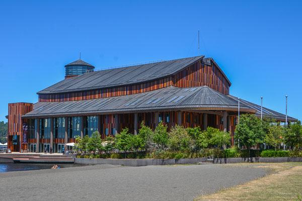 Das Theater am See, Frutillar