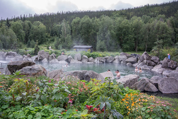 Chena Hotsprings