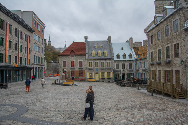 Old Town Quebec