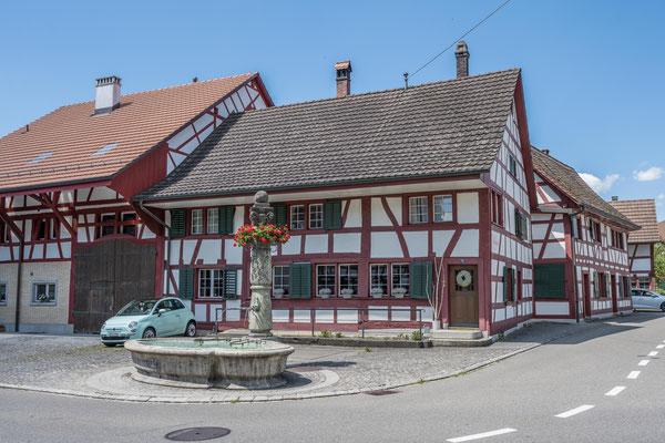Marthalen mit seinen Fachwerkhäusern