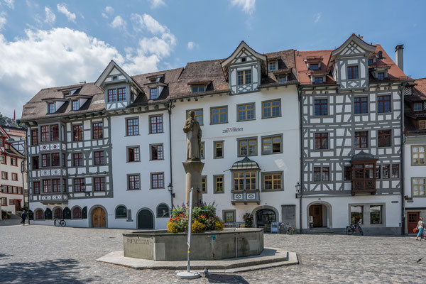 Gallusplatz, St. Gallen