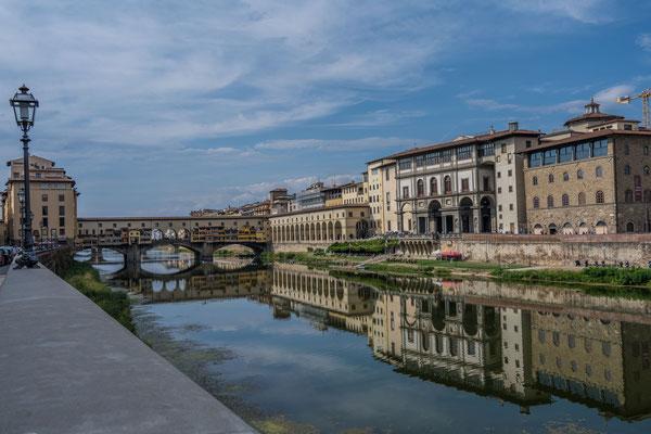 Ponto Vecchio, Florenz