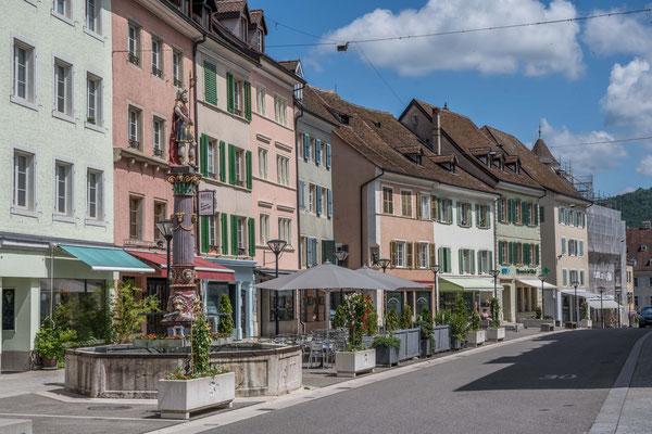 Altstadt Delemont