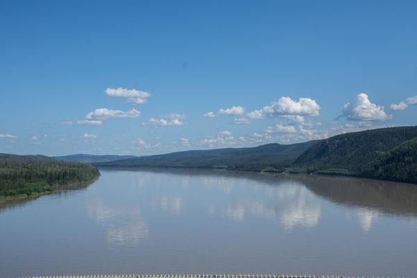 Yukon Crossing, letzter Ausstieg vor dem Meer für Paddler