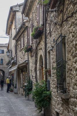 Altstadt von San Marino