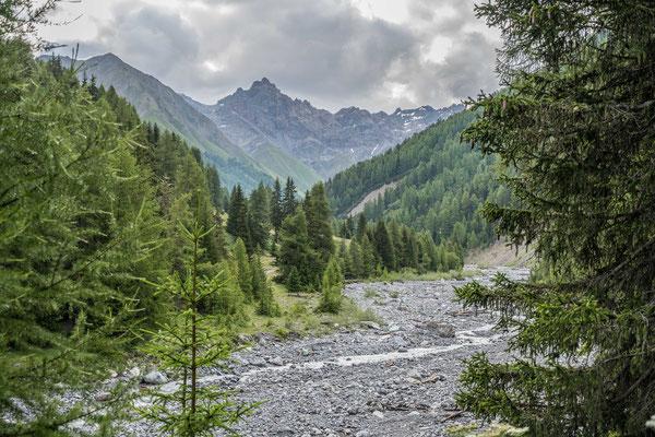 Wanderung ins Val Trupchun