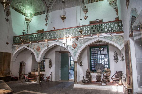 Museum in der Aslan Pascha Moschee